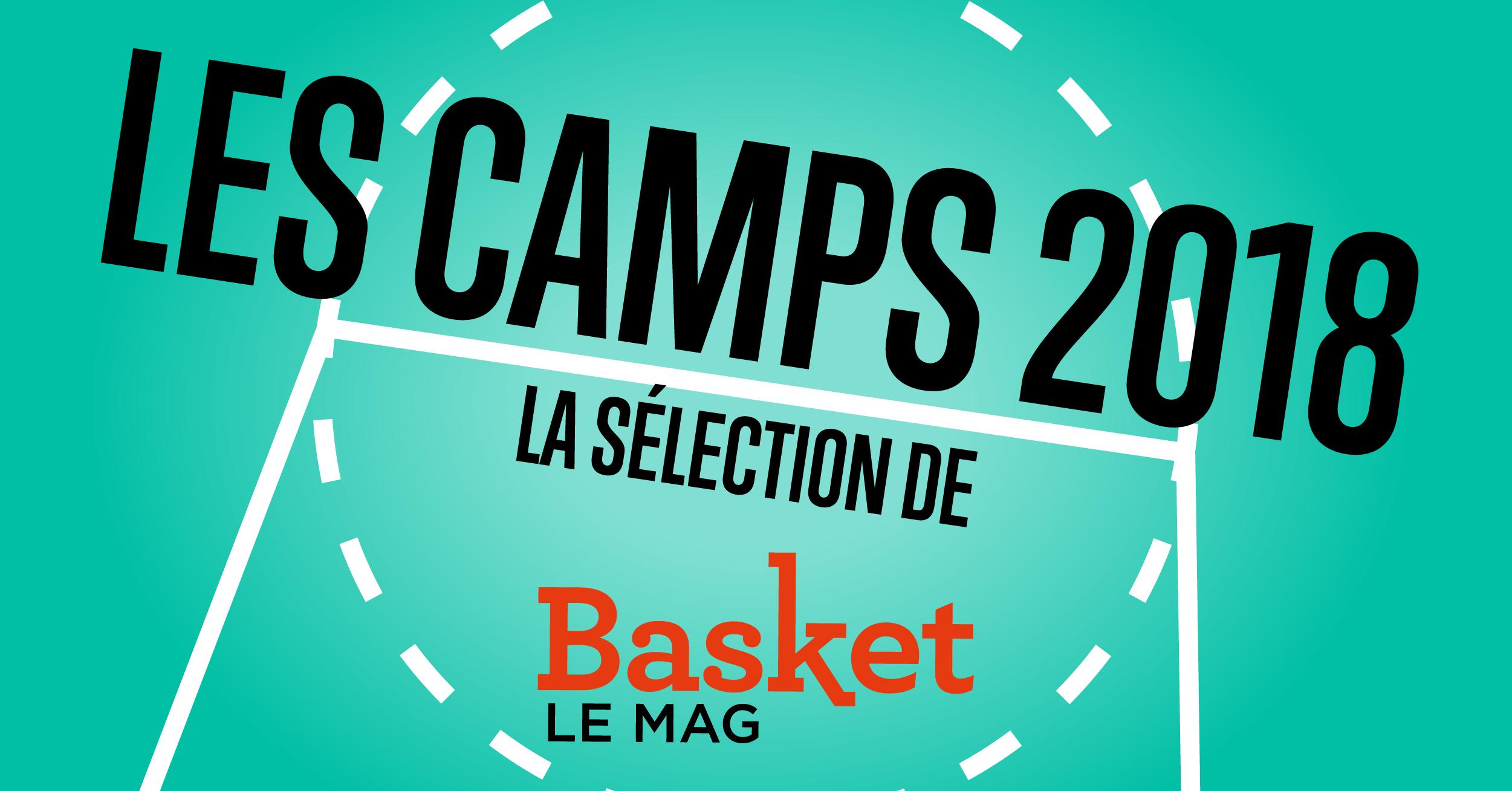 Les camps partenaires de Basket le mag